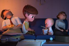 Ciné-Goûter Baby-Sitting : Baby Boss